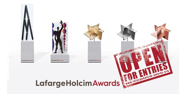 Lafargeholcim awards : premiere competition mondiale sur la contruction durable !