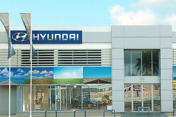 CONCESSION AUTOMOBILE TMCI HYUNDAI