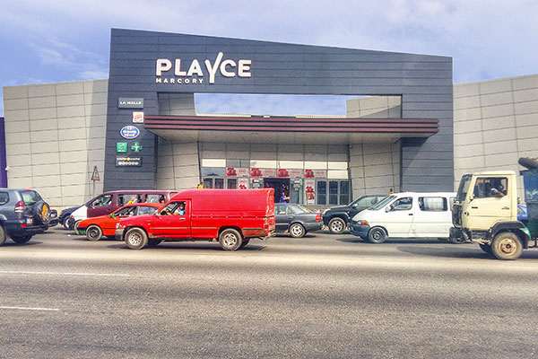 CENTRE COMMERCIAL PLAYCE MARCORY