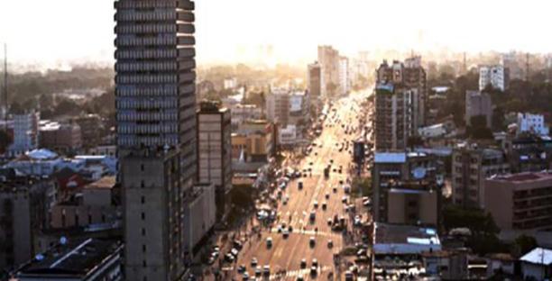 « L'ARCHITECTURE DURABLE RÉPONSE AU DÉFI DE L'URBANISATION EN AFRIQUE ? »